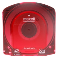 disc dual layer 50gb