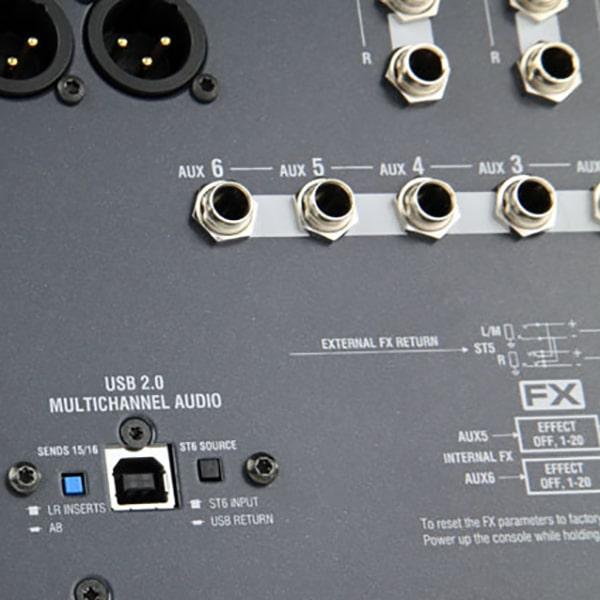 WIZARD USB AUDIO OPTION