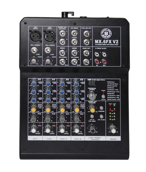 topppro MX6 FX V2