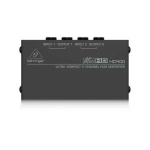 MICROHD HD400 Soppressore di rumori
