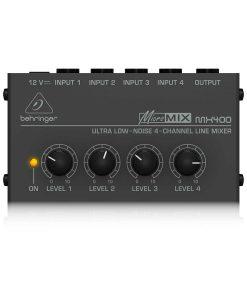 MICROMIX MX400 Mixer di linea