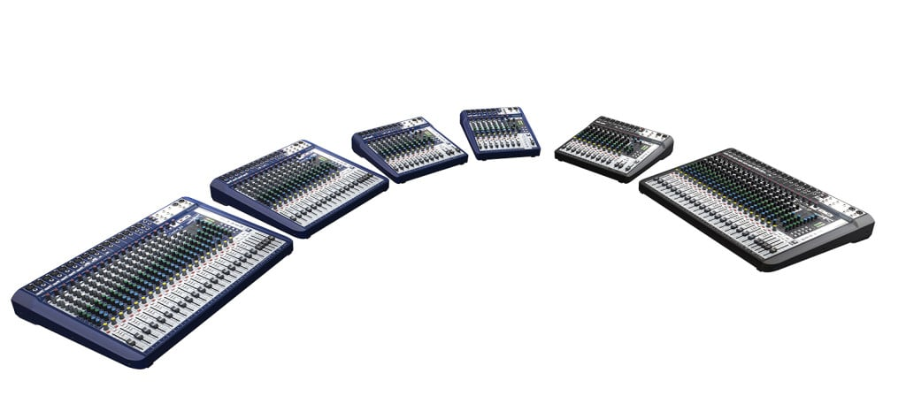 Soundcraft signature