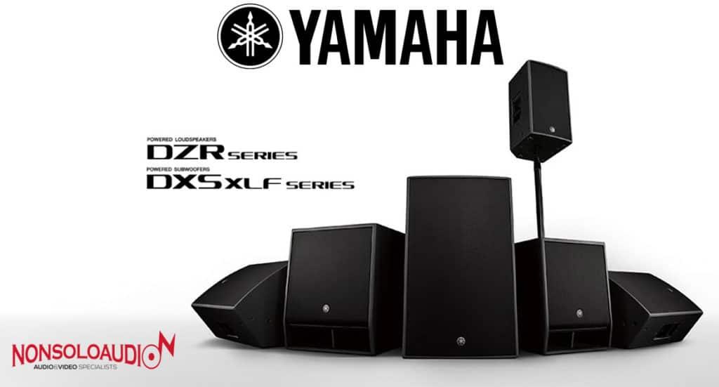 DZR / DXS XLF Series