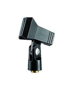 Clip molla universale per microfono