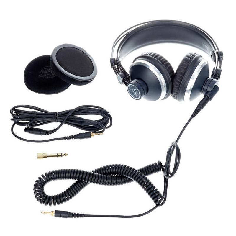 AKG K 171 MKII CUFFIE PROFESSIONALI DA STUDIO - NonSoloAudio 9821569d7184