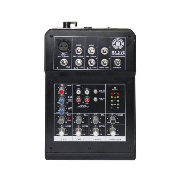 MX5 V2 front