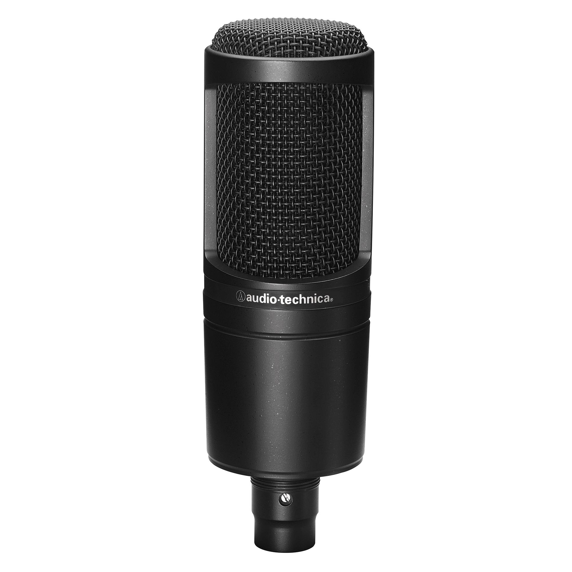 AT 2020 - Microfono a condensatore economico