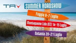 Summer Roadshow Foggia 6-7 Luglio