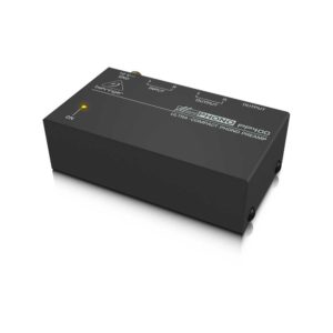 MICROPHONO PP400 preamplificatore per giradischi