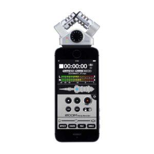 Zoom IQ6 Microfono per iPhone iPad e iPod Touch
