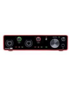 Focusrite Scarlett 4i4 3nd Gen scheda audio