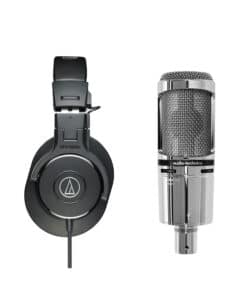 Creator Pack Audio Technica