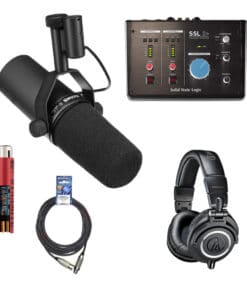 Podcast Starter Kit Premium